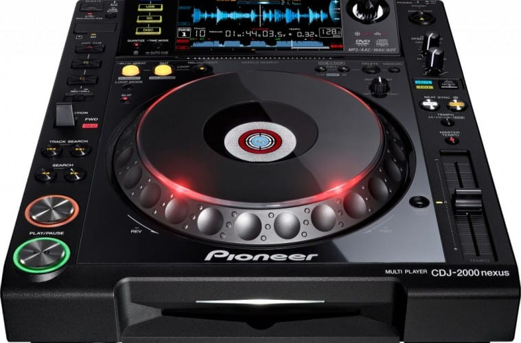 Pioneer Officially Selling DJ Business For $550 Million