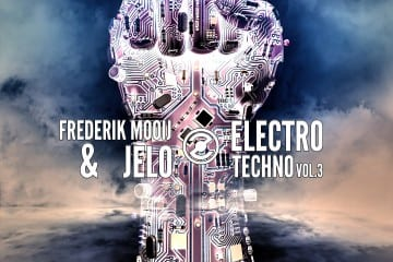 The Electro Techno EP Vol.3 ART
