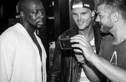 avicii wyclef jean collaboration divine sorrow clefication