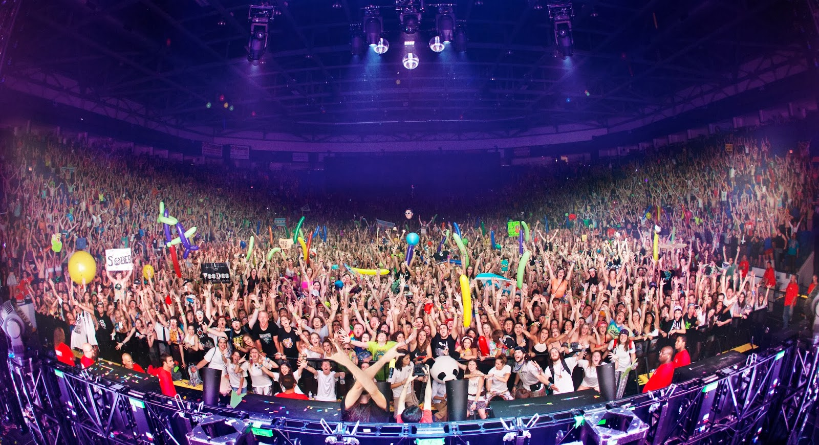 Bassnectar & All EDM Banned from City Owned Venues in Bloomington ...