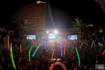 zedd xs nightclub