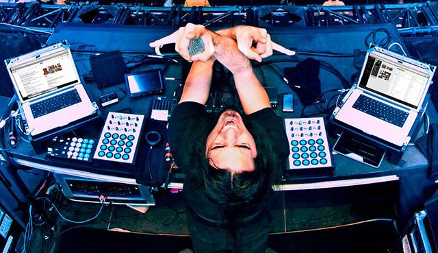 Bassnectar's DJ Rig - Your EDM
