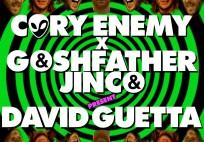 David Guetta - Cory Enemy X Goshfather & Jinco