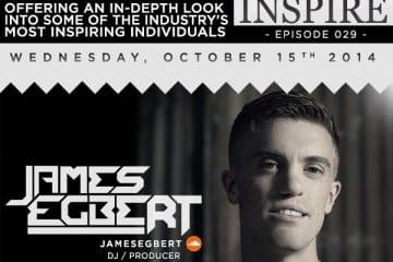 Episode 029 - James Egbert