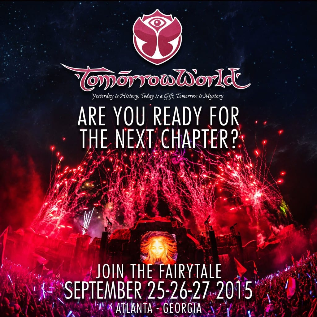 TomorrowWorld 2014 Triumphantly Returns & Announces 2015 Festival Dates