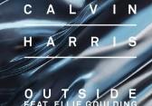 calvin harris - outsdie feat ellie goulding