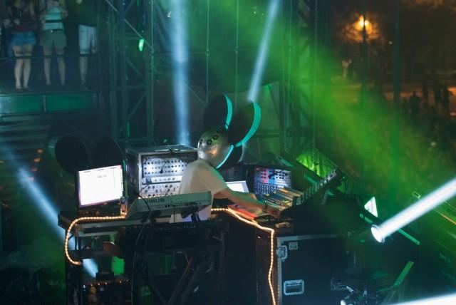 deadmau5's DJ Rig - Your EDM