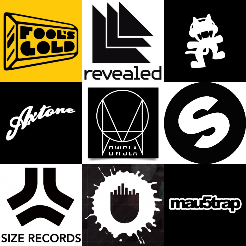best music labels