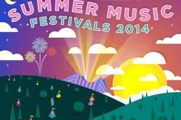 summer music festivals 2014