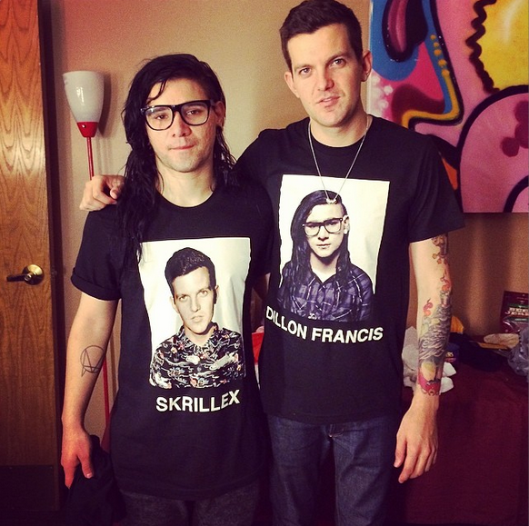 Skrillex and Dillon Francis Showcase their Bromance | Your EDM