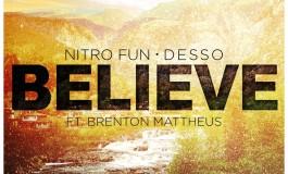 Premiere: Nitro Fun & Desso - Believe Ft. Brenton Mattheus [Free Download]