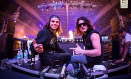 DVBBS Arrested For Possession