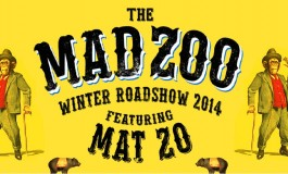 Mat Zo Embarks On Mad Zoo Winter Roadshow Tour