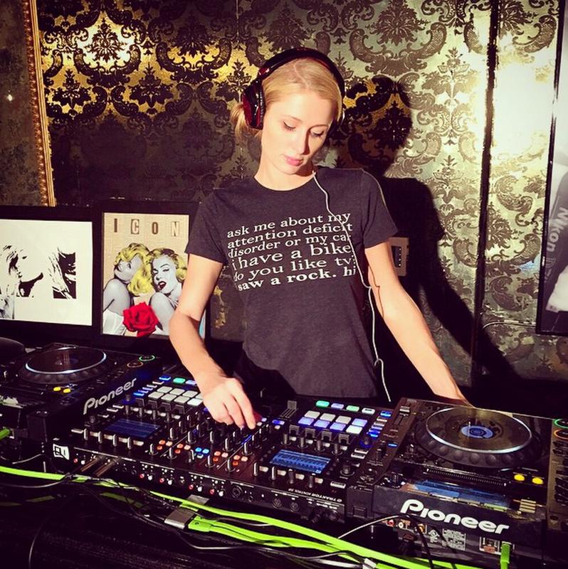 Paris Hilton - Studio 2