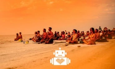 Above & Beyond - Burning Man Yoga Set [Free Download]