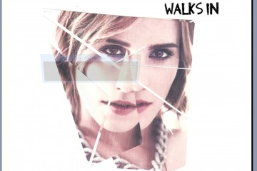 ben wash - emma watson walks in