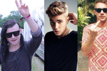 Diplo and Skrillex Collaborate With Justin Bieber
