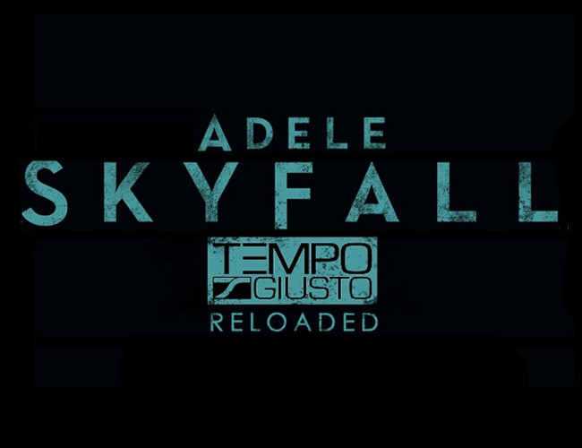 Trance: Adele - Skyfall (Tempo Giusto Reloaded) [Free Download