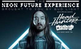 Steve Aoki's Neon Future Experience 2015 Tour