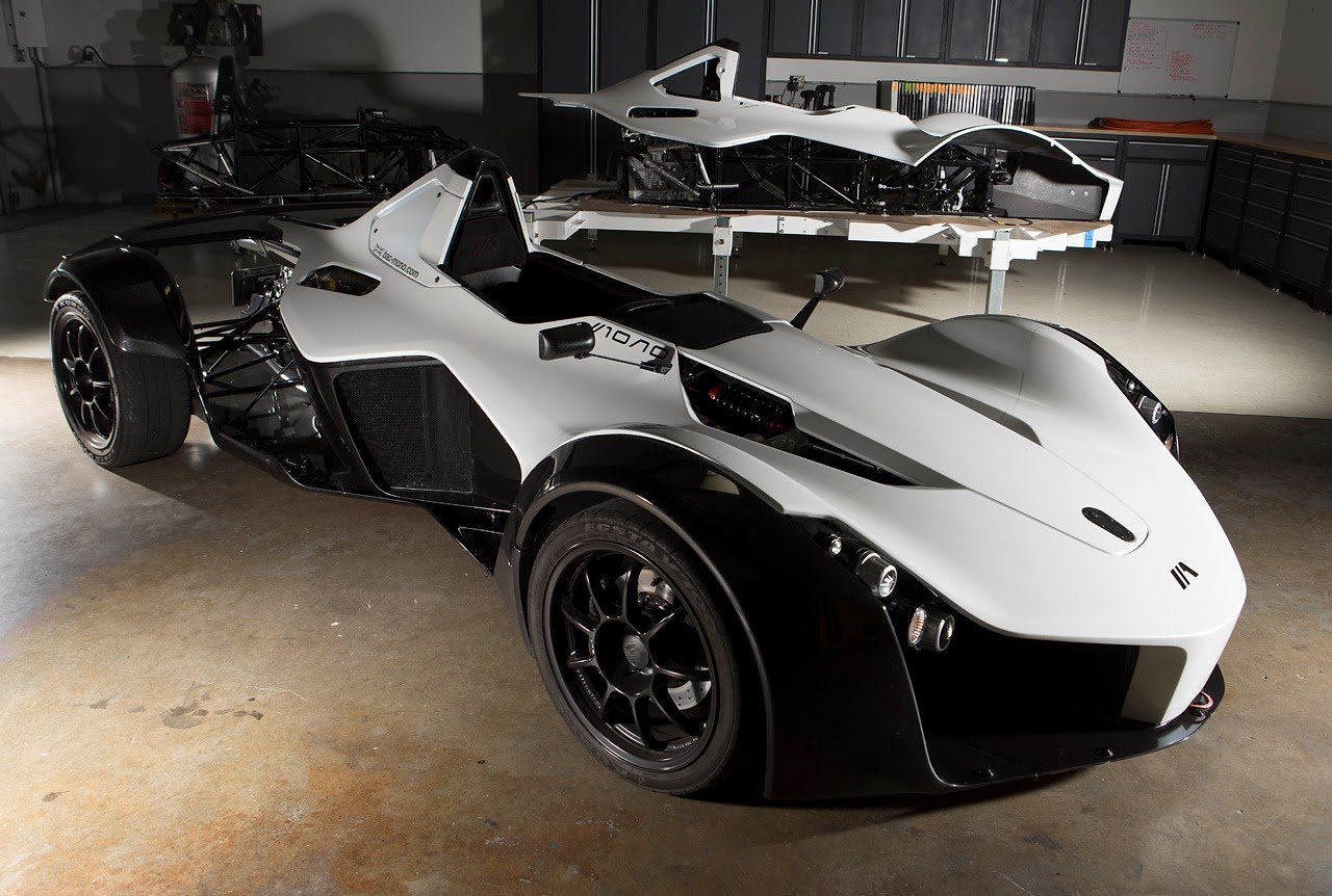 Deadmau5's New Super Car Is From The Future [Pictures ...