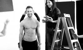 DJ Turned Model: Emporio Armani Chooses Calvin Harris as New Face of Brand