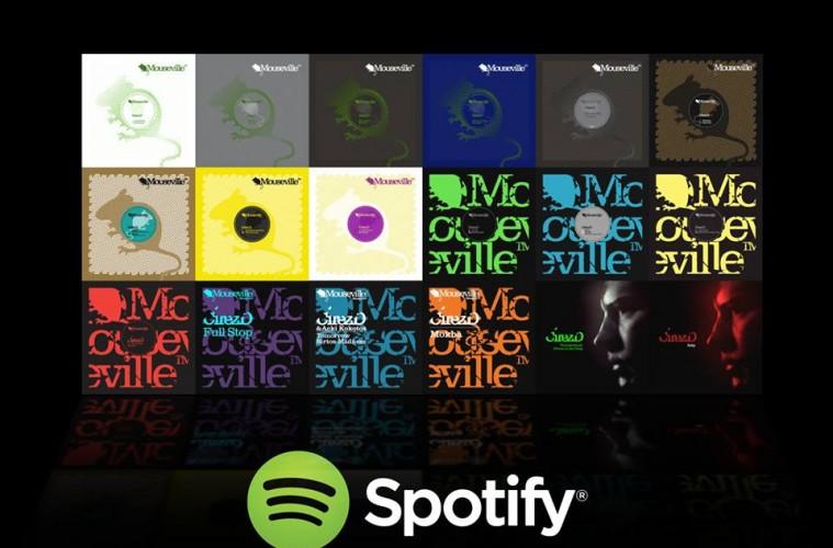 Entire Cirez D Mouseville Catalog on Spotify