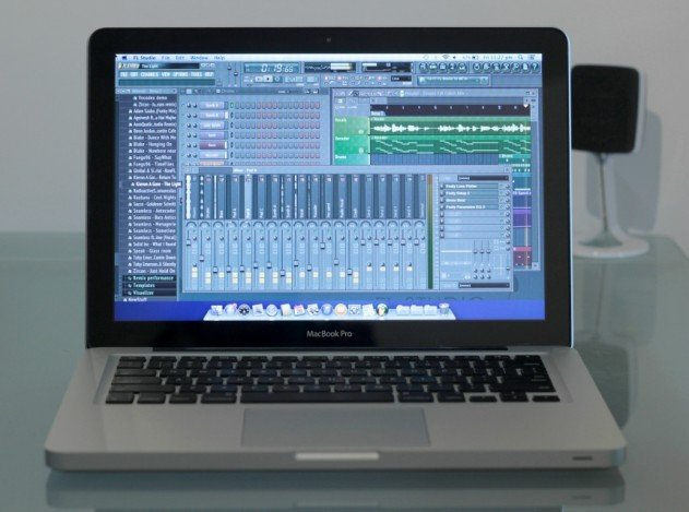 fl studio 12 macbook pro