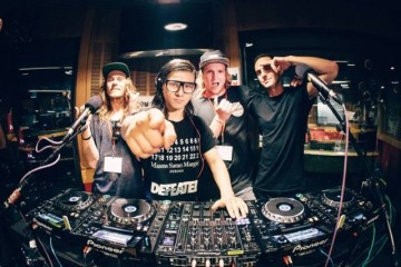 Triple J Puts On 3-Hour Trap Mix Featuring Skrillex, Diplo, RL Grime, What So Not and Carmada