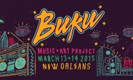 Buku Music & Art Project Initial Lineup Announced