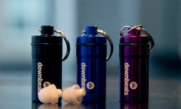 Your EDM Giveaway: Protect Your Ears Without Distorting The Music With New Downbeats High Fidelity Earplugs