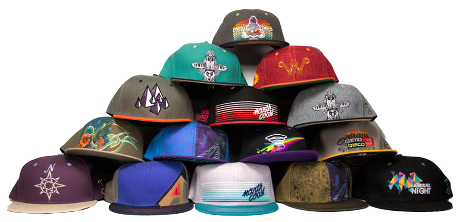 4d46e650 Artists like STS9 and Big G aren't going to put their name on  less-than-stellar merchandise. Every hat Grassroots Cali produces is not  only well crafted but ...