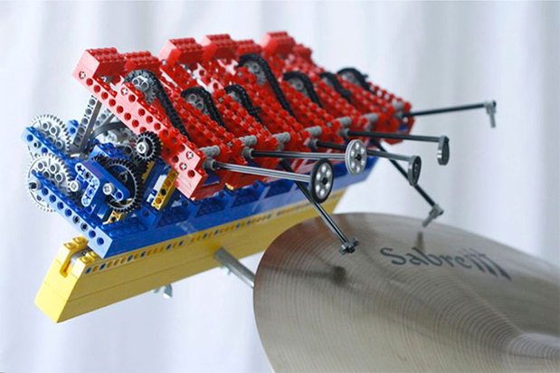 legos acid house