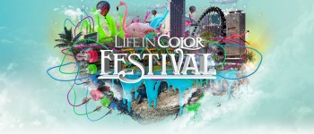 Life in Color Unveils Trailer for 2-Day Miami Festival