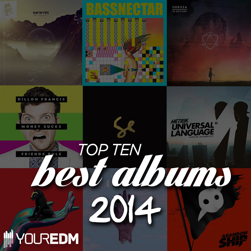 Your2014 Top 10 Albums