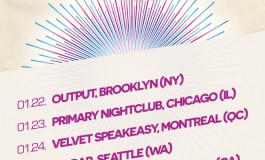 Marek Hemmann Announces North American Dates of Bittersweet Tour