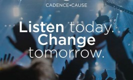 Cadence & Cause Brings Together Fans and Musicians to Make a Difference