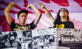Skrillex and Boys Noize Return as Dog Blood With First Festival Performance of the Year