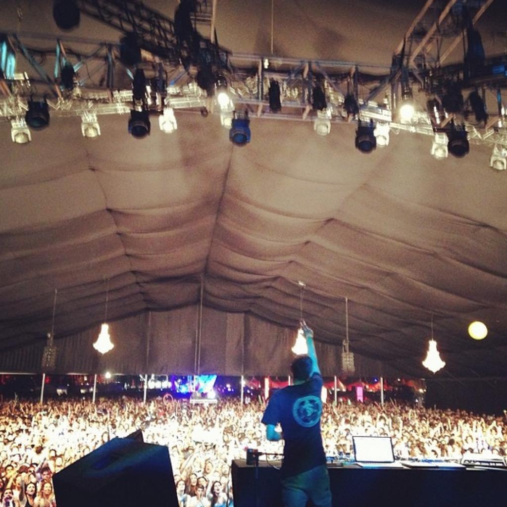 Flume @ Coachella