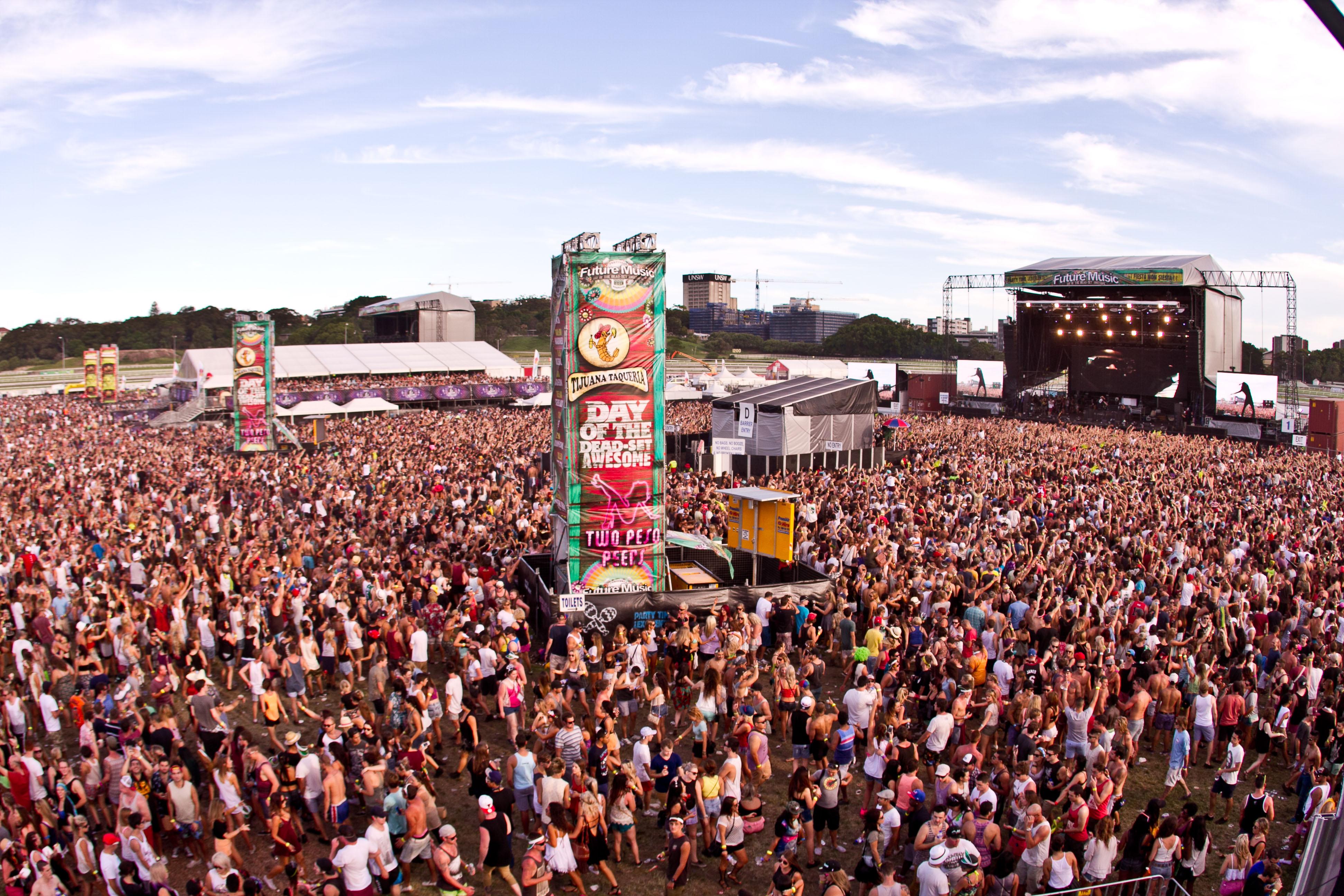 Future Music Festival Unveils The Weirdest DJ Requests | Your EDM