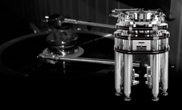 Transrotor Creates Turntables for the 1%
