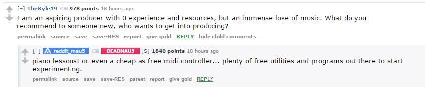 Deadmau5's Surprise Reddit AMA Revealed Some Interesting