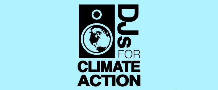 djs for climate action sammy bananas