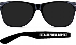 Rave Shades: A Quintessential And Multifarious EDM Accessory