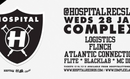 Hospital Records Returns To LA For The Second Installment of HospitalityLA