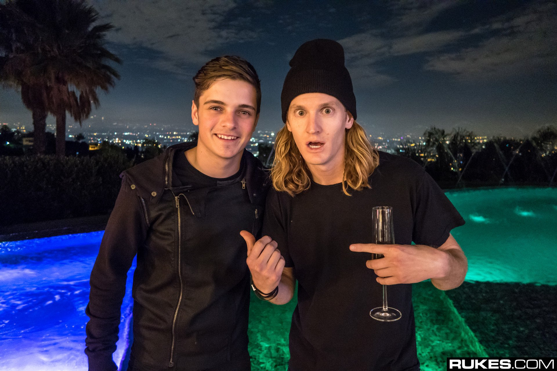 martin garrix zedd amp more join minecraft founder for