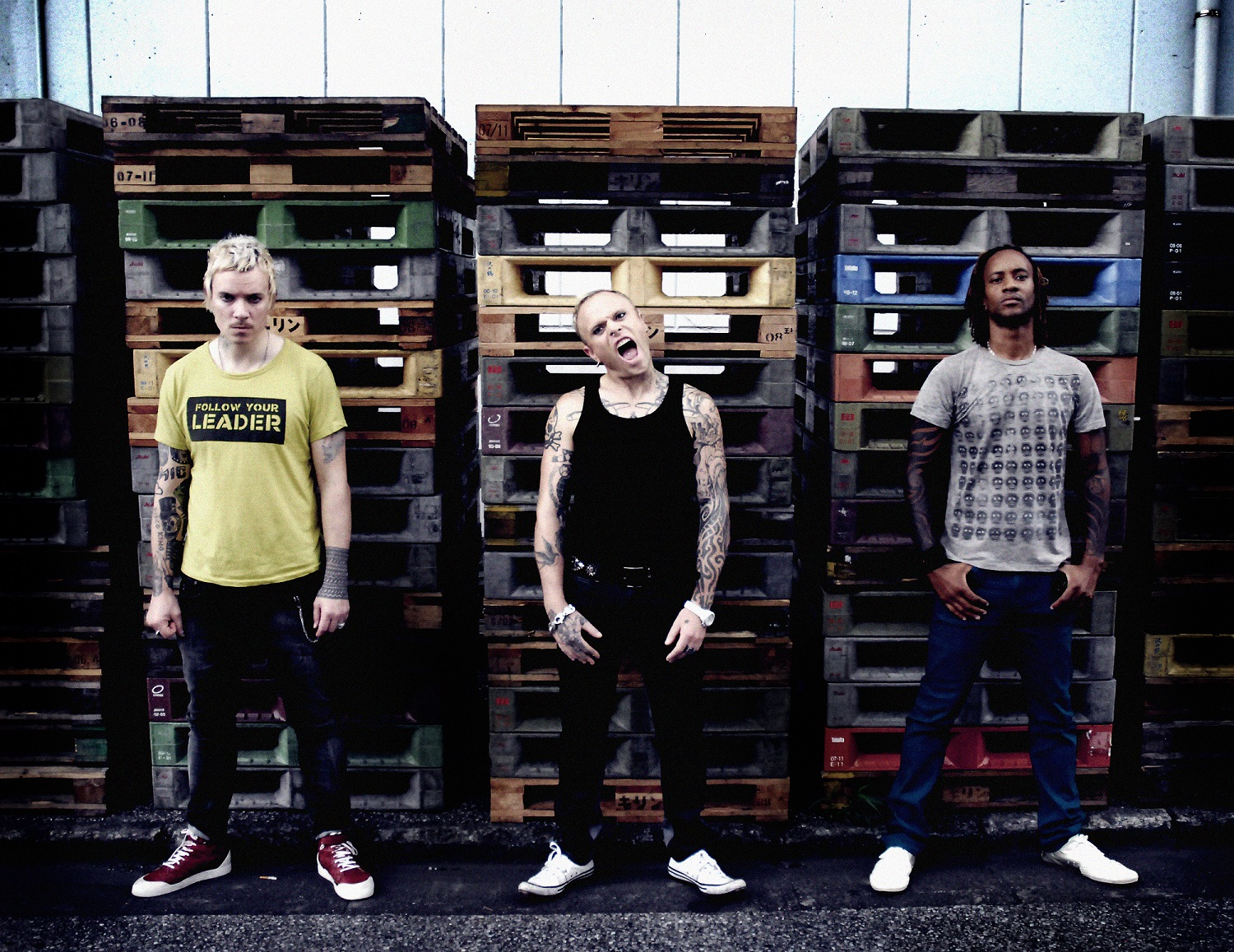 The Prodigy Release First Single From New Album 'Nasty'