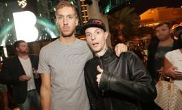 Deadmau5 Previews Special Surprise & Receives Calvin Harris' Award