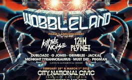 Wobbleland Ticket Giveaway + Phase 1 Announced!