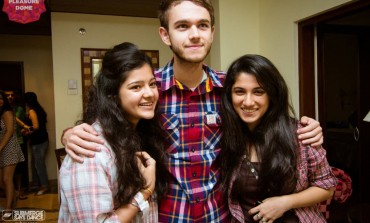 Zedd Makes a Fan's Day by Getting Her Tickets To Counterpoint