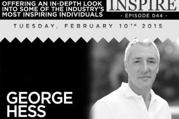 Episode 044 - George Hess